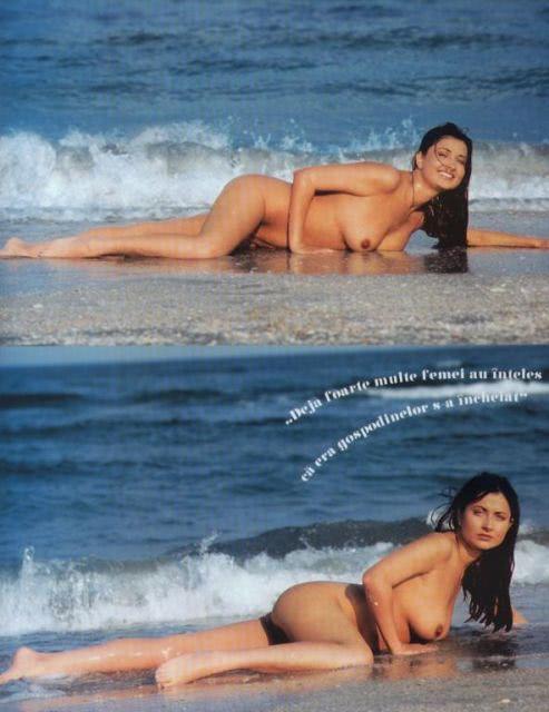 Playboy gabriela cristea GALERIE FOTO.